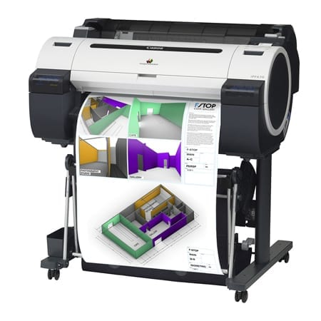 Canon iPF 670 Ink