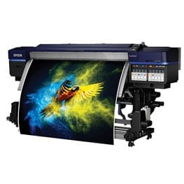 Epson SC-S60600 Printer printing from the side