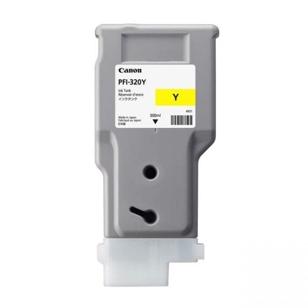 Canon PFI-320 Yellow Y 300ml 2893C001AA
